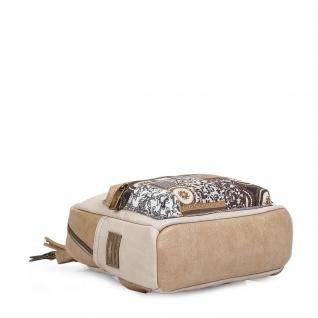 SKPAT Rucksack Für Damen Handgriff Tragetasche Handtasche Backpack 95499 - Vorschau 3
