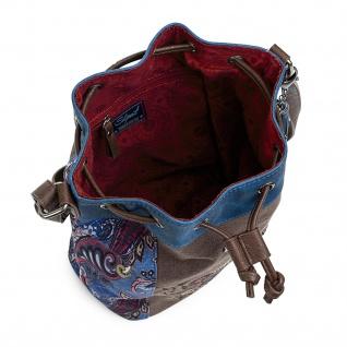 SKPAT Handtasche Für Damen Henkeltasche Schultertasche Bucket Bag Einkaufen Oder Reisen 95682 - Vorschau 5