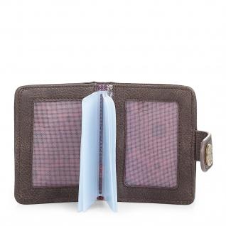 SKPAT Kartentasche Für Damen Geldbörse Mit Schnappverschluss Geldtasche Kartenhalter 95403 - Vorschau 5