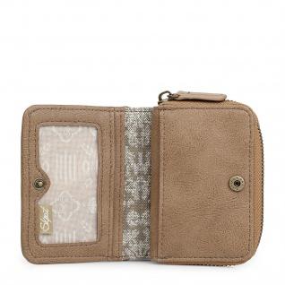 SKPAT Portmonnaie Für Damen Geldbeutel Brieftasche Münztasche Geldtasche 301727 - Vorschau 5