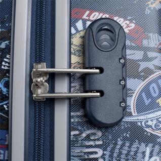 Lois Hartschale Kinderkoffer 55 Cm Bedrucktes ABS Kabinengepäck 130150 - Vorschau 3