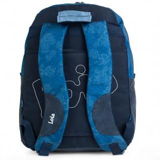 Lois Rucksack Laptop 15 Backpack Messenger Bag 301504 - Vorschau 2