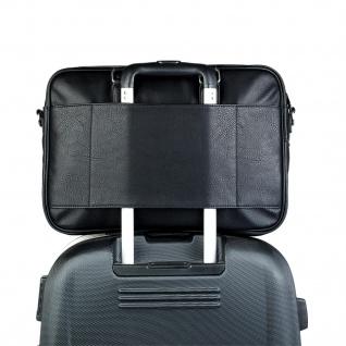 Lois Aktentasche Für Herren. Handtasche. Messenger Bar. Laptop 15. Arbeitstasche. Praktisch. Businesstasche. 305340 - Vorschau 4