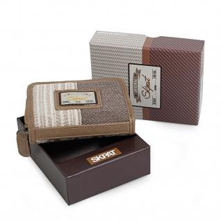SKPAT Portmonnaie Für Damen Geldbeutel Brieftasche Münztasche Geldtasche 301727 - Vorschau 3
