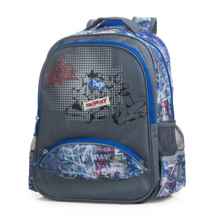 SKPAT Schulrucksack Gepolstertes Polyester Backpack 53902