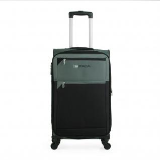 3Er Kofferset Erweiterbar 54/67/78 Cm EVA-Polyester. 4 Rollen. Handgepäck. Reisekoffer. 701000 - Vorschau 4