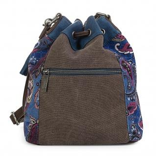SKPAT Handtasche Für Damen Henkeltasche Schultertasche Bucket Bag Einkaufen Oder Reisen 95682 - Vorschau 2