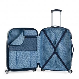 Lois 2Er Hartschalen Kinderkoffer Set ABS Klein- Und Mitllere Koffer Kindertrolley 130100 - Vorschau 5