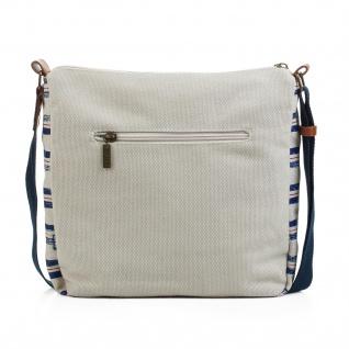 Lois Schultertasche Für Damen Umhängetasche Großräumig Tasche Sommertasche 91202 - Vorschau 2