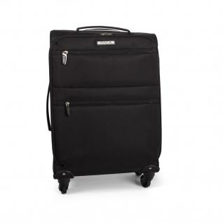 Itaca Kabinereisenkoffer 55 Cm EVA-Polyester, 4 Rollen. Kabinengepäck. Handgepäck. Robuster Koffer. Reisekoffer. I52750 - Vorschau 4