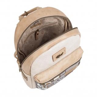SKPAT Rucksack Für Damen Handgriff Tragetasche Handtasche Backpack 95499 - Vorschau 5