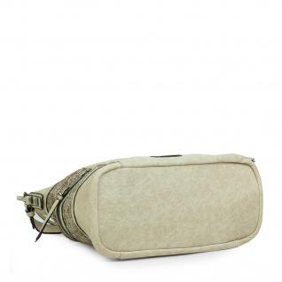 Lois Schultertasche Für Damen Hobo Bag Henkeltasche Umhängetache Ideal Für Raisen Shopping Oder Jeden Tag 302370 - Vorschau 3