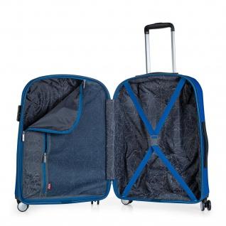 JASLEN 3Er Kofferset 55/66/76 Cm ABS Hartschale Reisekoffer Reisegäpack 56500 - Vorschau 5