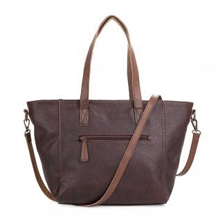 Lois Handtasche Für Damen Shopping Hobo Bag Henkeltasche Elegant Schultertasche 9638 - Vorschau 2