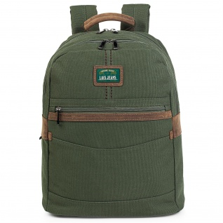 Lois Lässiges Rucksack Für Herren 15 Laptop Messenger Backpack 303336 - Vorschau 4