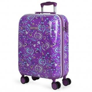 Lois Hartschale Kinderkoffer 55 Cm Bedrucktes Kaschmir Design Handgepäck 130250