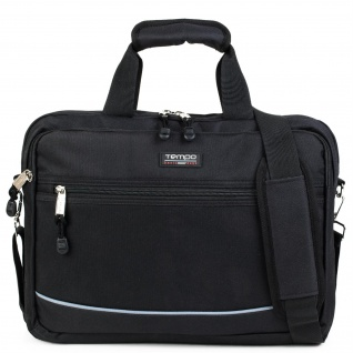 Tempo Aktentasche Für Herren. Handtasche. Messenger Bag. Laptop 15. Arbeitstasche. Lässiges Design. Praktisch. Businesstasche. 801040 - Vorschau 5