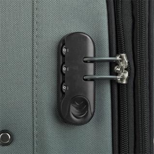 3Er Kofferset Erweiterbar 54/67/78 Cm EVA-Polyester. 4 Rollen. Handgepäck. Reisekoffer. 701000 - Vorschau 3