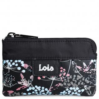 Lois Münztasche Für Damen Geldbeutel Brieftasche Geldtasche RFID-Schutz 304007 - Vorschau 3