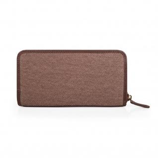 Portmonnaie Für Damen Geldbeutel Brieftasche Geldtasche Qualität Und Design 25601 - Vorschau 2