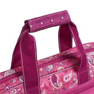 SKPAT Aktentasche Für Schüler Handtasche Mit Stern Reversible Pailletten 130306 - Vorschau 2