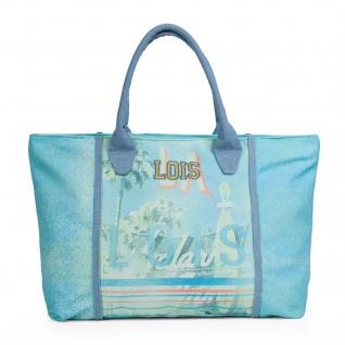 Lois Einkauftasche Bedruckte Segeltuch Tote Bag Strandtasche 09605 - Vorschau 4