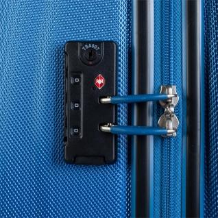 JASLEN 3Er Kofferset 55/66/76 Cm ABS Hartschale Reisekoffer Reisegäpack 56500 - Vorschau 3