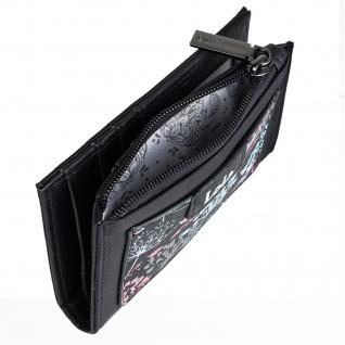 Lois Portmonnaie Für Damen Geldbeutel Brieftasche Geldtasche RFID-Schutz 304021 - Vorschau 5