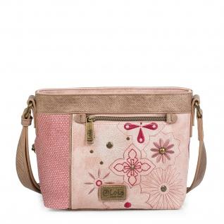 Lois Umhängetasche Für Damen Schultertasche Cros-Body Bag Tasche 302044 - Vorschau 4