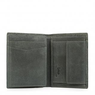 Lois Brieftasche Für Herren Leder Scheintasche Geldtasche Kartenhalter 11720 - Vorschau 5