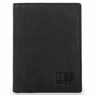 Herren Leder Brieftasche. Vertikal. Geldbeutel, Kartenfächer. Ausweisdokument, Banknoten Und Münzen. 37918 - Vorschau 4