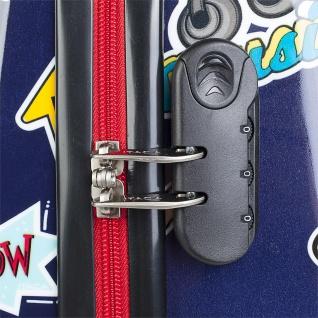Itaca Kinderkoffer 4 Rollen Kabinengepäck Handgepäck Polycarbonat Reisekoffer Hartschale Koffer 702250 - Vorschau 3