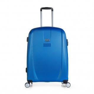 JASLEN 3Er Kofferset 55/66/76 Cm ABS Hartschale Reisekoffer Reisegäpack 56500 - Vorschau 4