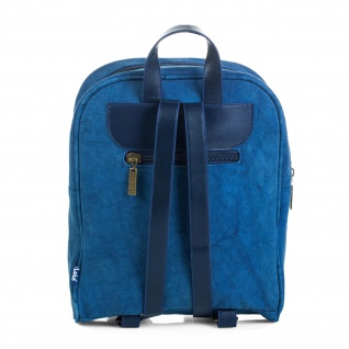 Lois Rucksack Für Damen Denim Design Segeltuch Tragetasche Handtasche Praktisch Bakpack 91250 - Vorschau 2