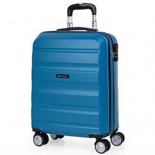 Itaca Hartschale Reisekoffer 55X40x20 Cm ABS, 4 Rollen. Kabinengepäck. Handgepäck. Klein, Robuster, Praktisch Und Leichter. T71650