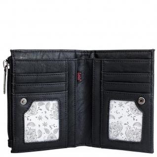 Lois Portmonnaie Für Damen Geldbeutel Brieftasche Geldtasche RFID-Schutz 304021 - Vorschau 4