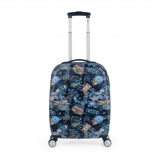 Lois Hartschale Kinderkoffer 55 Cm Bedrucktes ABS Kabinengepäck 130150 - Vorschau 4