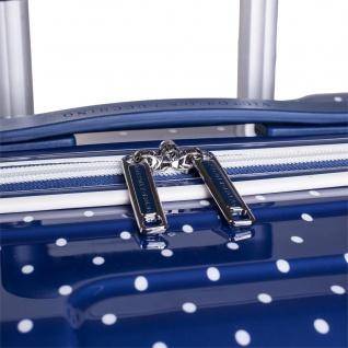 V&L 2Er Hartschalen Koffer-Set Koffer Reisegepäckn Reisekoffer 80100 - Vorschau 3