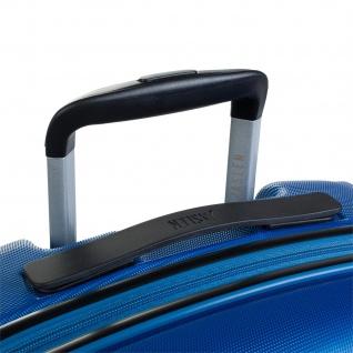 JASLEN 3Er Kofferset 55/66/76 Cm ABS Hartschale Reisekoffer Reisegäpack 56500 - Vorschau 2