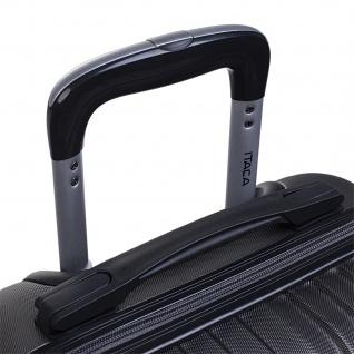 Itaca 3Er Kofferset Erweiterbar 55/66/76 Cm ABS. 4 Rollen. Reisekoffer. Hartschale. Kleine Koffer Genehmigt Für Ryanair, Mittlere Und Große. T71500 - Vorschau 2