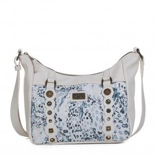 Lois Schultertasche Für Damen Kunstleder PU Tasche Unhängetasche Hobo Bag 27356 - Vorschau 4