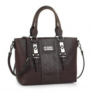 Lois Henkeltasche Oder Schultertasche Für Damen Tote Bag Elegant Einkauftasche 95881