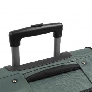 3Er Kofferset Erweiterbar 54/67/78 Cm EVA-Polyester. 4 Rollen. Handgepäck. Reisekoffer. 701000 - Vorschau 2