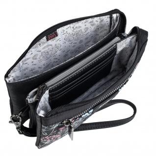 Lois Dreifache Geldbörse Für Damen Geldbeutel Brieftasche Blummen RFID-Schutz 304019 - Vorschau 4