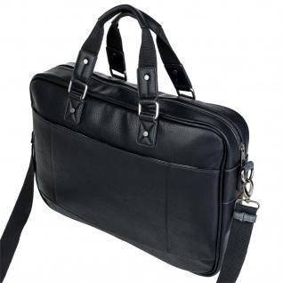 Lois Aktentasche Für Herren. Handtasche. Messenger Bar. Laptop 15. Arbeitstasche. Praktisch. Businesstasche. 305340 - Vorschau 3