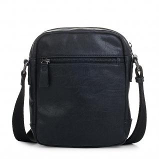 Itaca Klein Schultertasche Für Herren. Umhängetasche. Reisebrieftasche. Kuiertasche. Messenger Tasche. Klassisch Und Vintage.T26021 - Vorschau 2