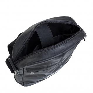 Itaca Schultertasche Für Herren. IPAD Oder Tablet. Umhängetasche. Reisebrieftasche. Messenger Tasche. Kuriertasche. Cross-Body Bag. T26026 - Vorschau 5