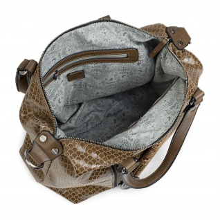 Lois Handtasche Oder Schultertasche Für Damen Handgriffe Tashe 302147 - Vorschau 5