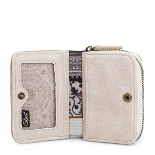 SKPAT Portmonnaie Für Damen Geldbeutel Brieftasche Münztasche Münzbörse Geldtasche 95427 - Vorschau 5