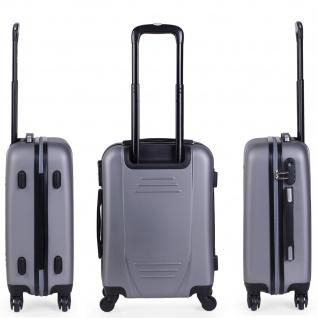 Itaca Hartsreisenkoffer 55 Cm ABS, 4 Rollen. Kabinengepäck. Handgepäck. Reisekoffer Low Cost Ryanair Koffer. Boardcase. 71150 - Vorschau 4